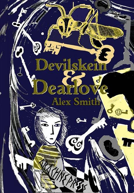 Devilskein  Dearlove cover image copyright Ed Boxall