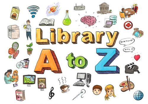 libraryaz